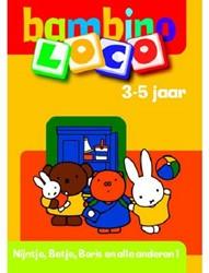 Loco  Bambino educatief spel Nijntje,betje,Boris en alle anderen 1