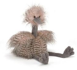 Jellycat  Odette Ostrich - 49 cm