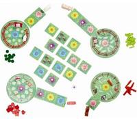 Haba  kinderspel Op de wei, klaar, af! 5761-2