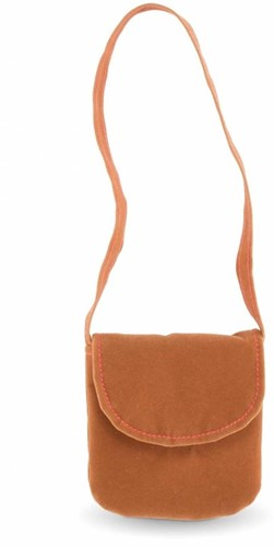 Corolle Ma Corolle accessoire Messenger Bag-Brown  36 cm
