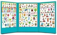 Djeco 1000 stickers for little ones-2