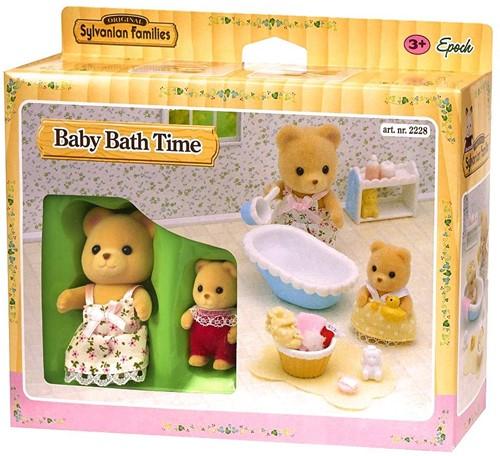 Sylvanian Families  combinatieset Baby Bath Time 2228-2