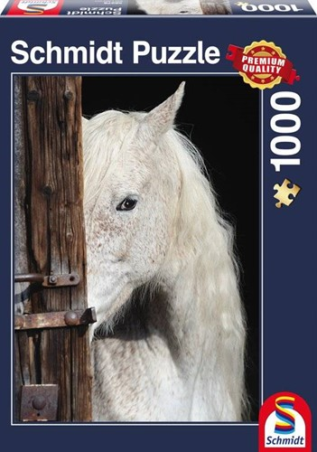 Schmidt Paardenschoonheid, 1000 stukjes - Puzzel - 12+