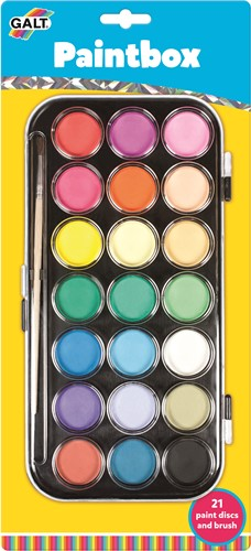 Galt Young Art - Paintbox