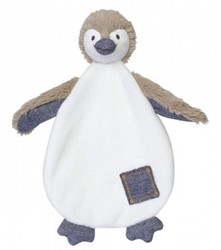 Happy Horse  knuffeldoekje Penguin Puck Tuttle