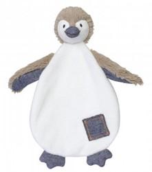 Happy Horse  knuffeldoekje Penguin Puck Tuttle