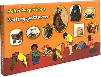 Helen Purperhart - PeuterYogakaarten