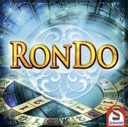 Schmidt  bordspel Rondo