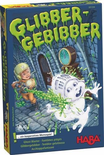 Haba  kinderspel Glibbergebibber 301340-1