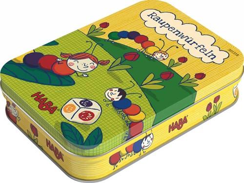 HABA Spel - Dobbelrups (Duitse verpakking met Nederlandse handleiding)