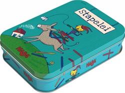 HABA Spel - Stapelezel (Duitse verpakking met Nederlandse handleiding)