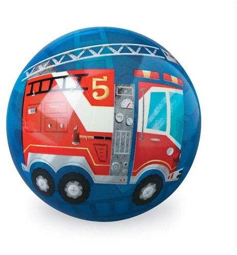 Crocodile Creek 10 cm Play Ball/Fire Truck