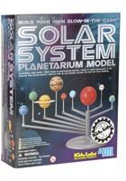 4M  Kidz Labs wetenschap speelgoed Planetariumstelsel-1