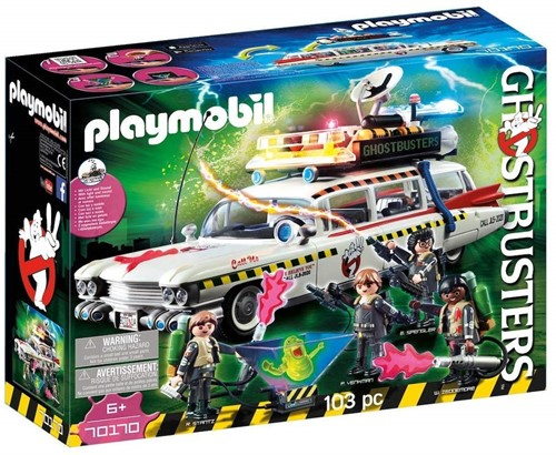 Playmobil  - Ghostbusters™ Ecto-1A 70170