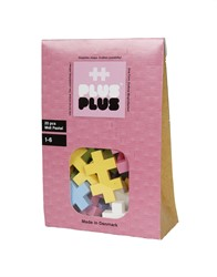 Plus-Plus BIG Pastel - 20 stuks