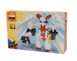 Plus-Plus BIG Basic - Robot (2) - 50 stuks