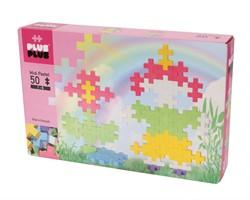 Plus-Plus BIG Pastel Prinses - 50 stuks