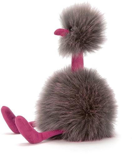 Jellycat knuffel Pompom Grijs 33cm-2