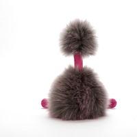 Jellycat knuffel Pompom Grijs 33cm-3