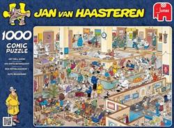 Jumbo  Jan van Haasteren legpuzzel Get well st - 1000 stukjes