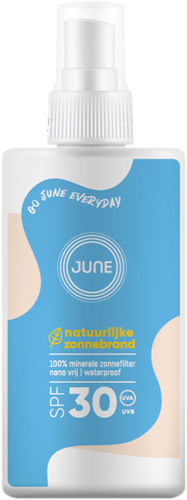 JUNE Care zonnebrand F30 - 125 ml