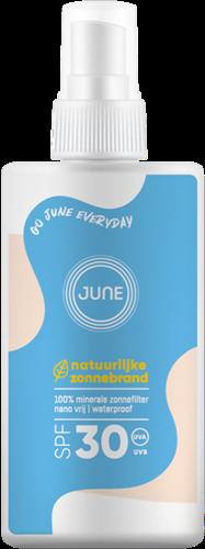 JUNE Care zonnebrand F30 - 125 ml