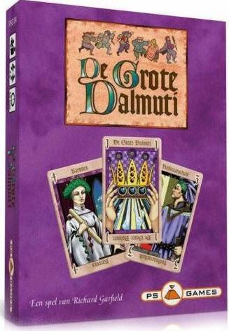 Hasbro kaartspel De grote Dalmuti