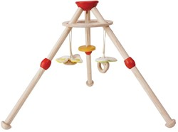 Plan Toys houten activity gym Vlinder