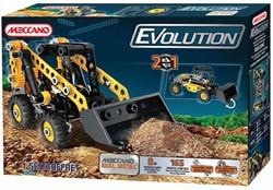 Meccano  constructie speelgoed Evolution 160+ mini loader
