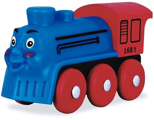 Eichhorn  Locomotief met gezicht