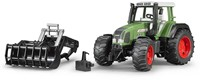 Bruder Fendt Favorit 926 Vario with frontloader-2