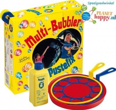 Pustefix  buitenspeelgoed Bellenblaas ring