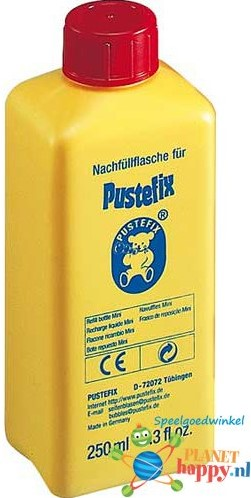 PustefixVloeistof:NAVULFLESMINI250ml,4+