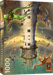 999 Games Puzzel Luchtbrug: De grote splitsing (1000 st)