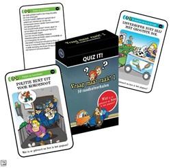 Planet Happy  leerkaarten Quiz it! Vraag maar raak! 1