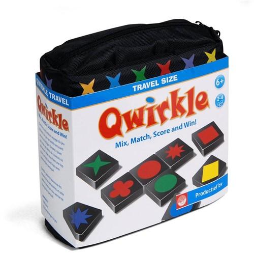 999 Games spel Qwirkle Reiseditie