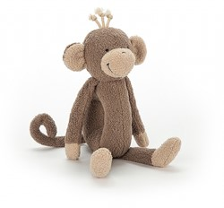 Jellycat Rattlering Monkey - 22cm