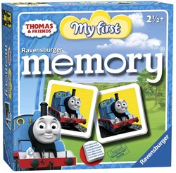 Ravensburger  kinderspel Thomas and Friends - My first memory