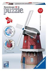 Ravensburger  3D puzzel windmolen