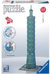 Ravensburger  3D puzzel toren van Taipei