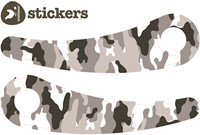 Wishbonebike loopfiets accessoires recycled stickers Camo-1