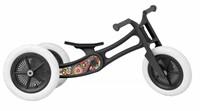 Wishbonebike loopfiets Recycled 3 bikes in 1 - Paisley