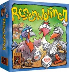 999 Games  bordspel Regenwormen
