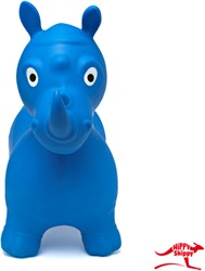 Hippy Skippy - Neushoorn blauw