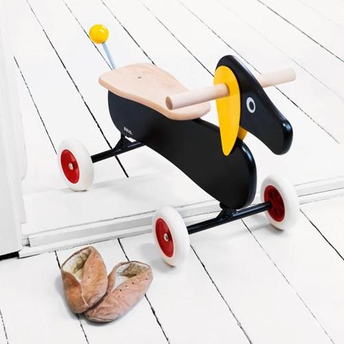 Brio  houten loopauto Ride-on tekkel-3