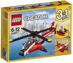 Lego  Creator voertuig Rode helikopter 31057