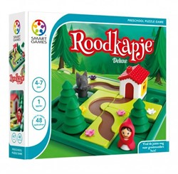 Smart Games  puzzelspel Roodkapje Deluxe