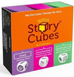 Rory's Story Cubes  Mix collection 1