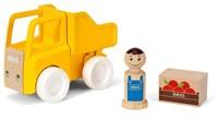 Brio  houten speelvoertuig Dump Truck