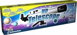 Science4you  wetenschapsdoos HD Telescoop